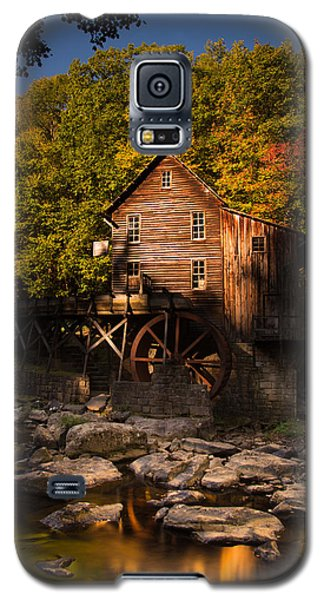 Early Autumn At Glade Creek Grist Mill Galaxy S5 Case