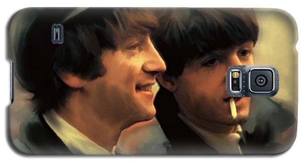 Early Days II John Lennon And Paul Mccartney Galaxy S5 Case