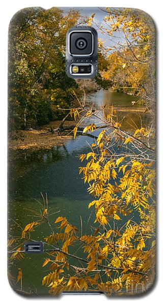 Early Fall On The Navasota Galaxy S5 Case