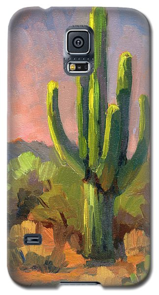 Early Light Galaxy S5 Case by Diane McClary