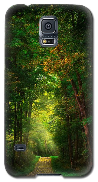 Early  Mist  Galaxy S5 Case