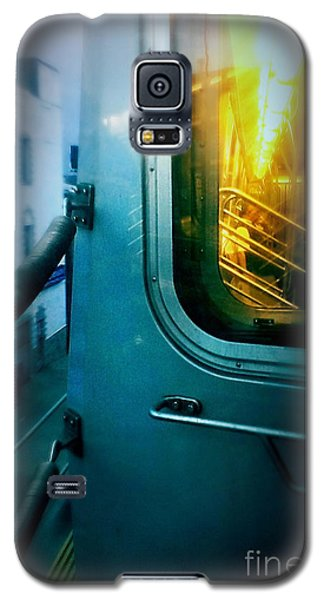 Early Morning Commute Galaxy S5 Case
