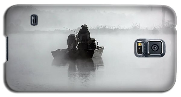 Early Morning Fishing Galaxy S5 Case