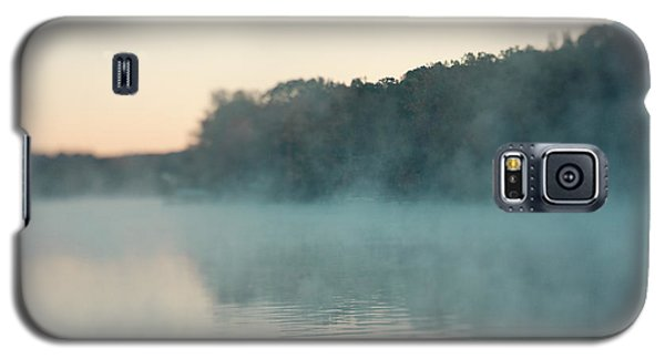 Galaxy S5 Case featuring the photograph Early Morning Fog by Kim Fearheiley