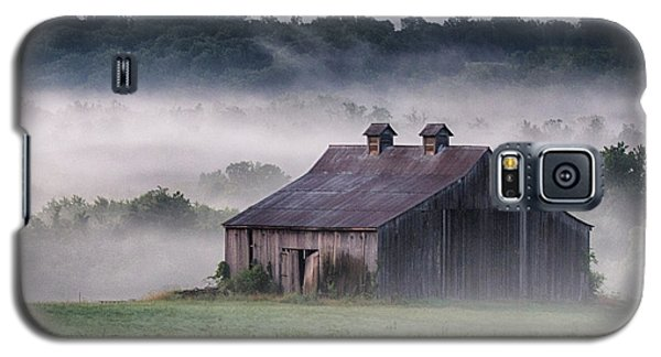 Early Morning In The Mist Standard Galaxy S5 Case