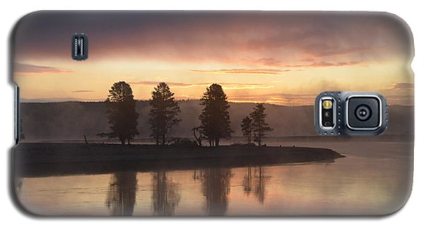 Early Morning In The Valley Galaxy S5 Case