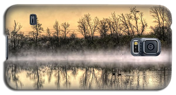 Early Morning Mist Galaxy S5 Case by Lynn Geoffroy