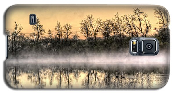 Early Morning Mist Galaxy S5 Case