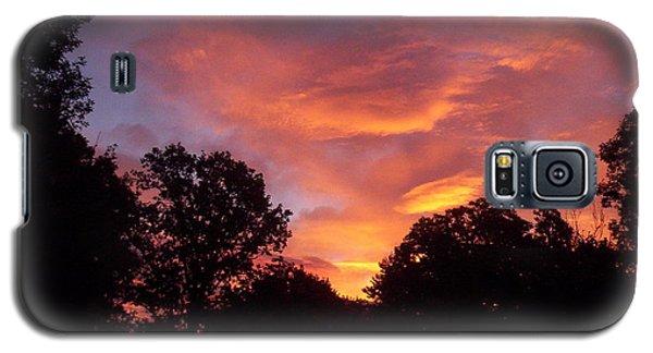 Early Morning Rise Galaxy S5 Case by Yolanda Raker