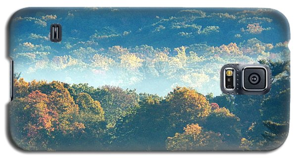 Galaxy S5 Case featuring the photograph Early Morning by Steven Huszar