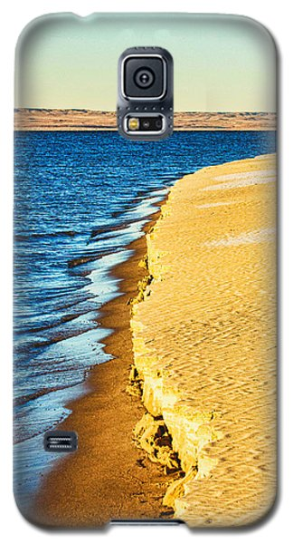 Early Morning Walk Galaxy S5 Case by Bill Kesler