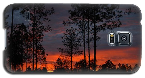 Galaxy S5 Case featuring the photograph Early Sunrise by Donald Williams