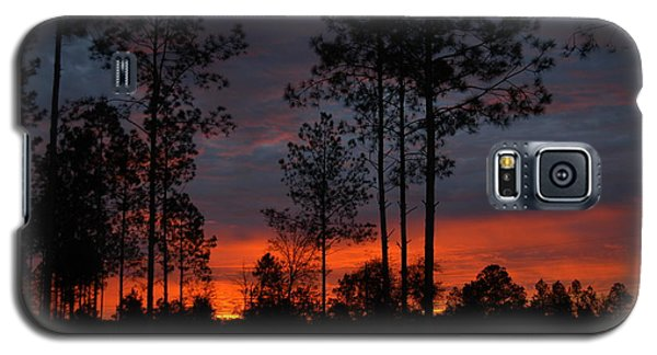Early Sunrise Galaxy S5 Case by Donald Williams
