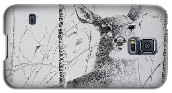 Early Winters Whitetail Galaxy S5 Case