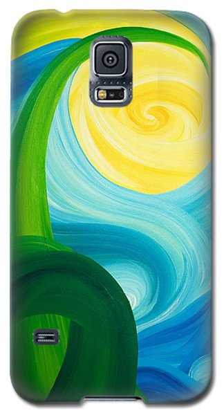 Earth And Sky Meet Galaxy S5 Case