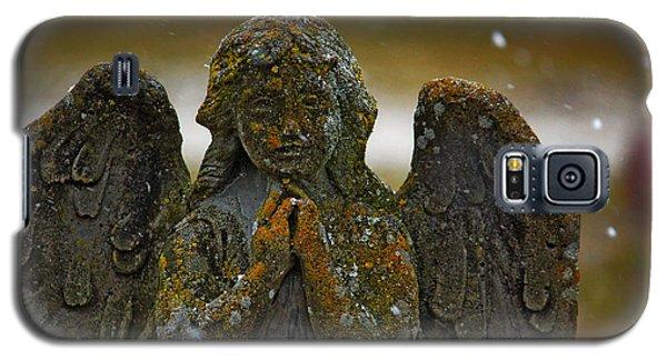Galaxy S5 Case featuring the photograph Earth Angel by Rowana Ray