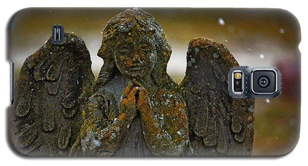 Earth Angel Galaxy S5 Case by Rowana Ray