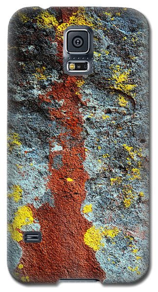 Galaxy S5 Case featuring the photograph Earth Colors by The Forests Edge Photography - Diane Sandoval