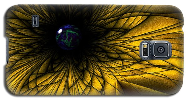 Earth Flower Galaxy S5 Case