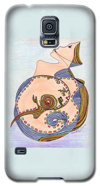 Earth In Harmony Galaxy S5 Case