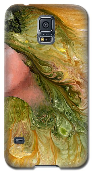 Earth Maiden Galaxy S5 Case