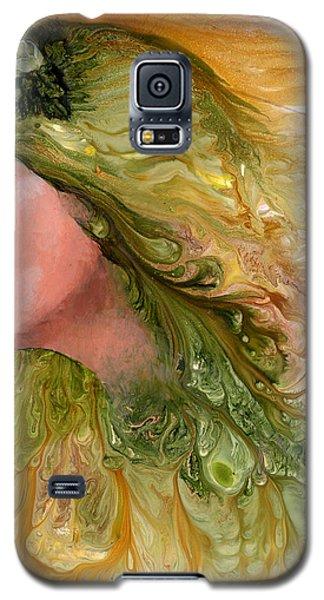 Earth Maiden Galaxy S5 Case by Sherry Shipley