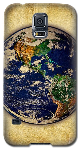 Galaxy S5 Case featuring the photograph Earth by Mohamed Elkhamisy