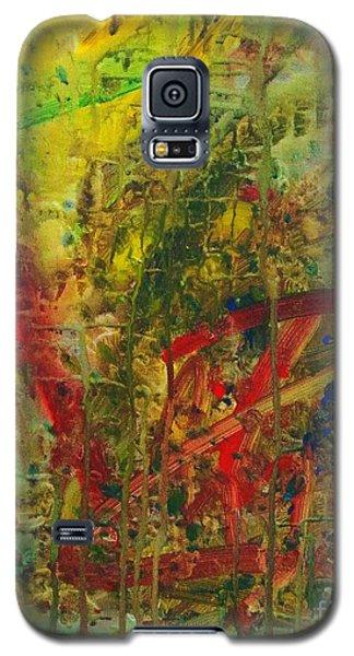 Earth Print Galaxy S5 Case