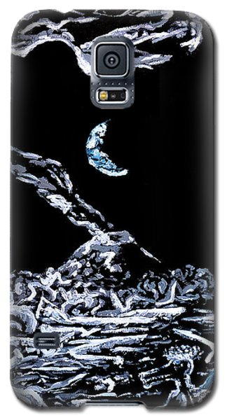 Earth Galaxy S5 Case by Ryan Demaree