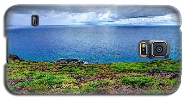 Earth Sea Sky Galaxy S5 Case