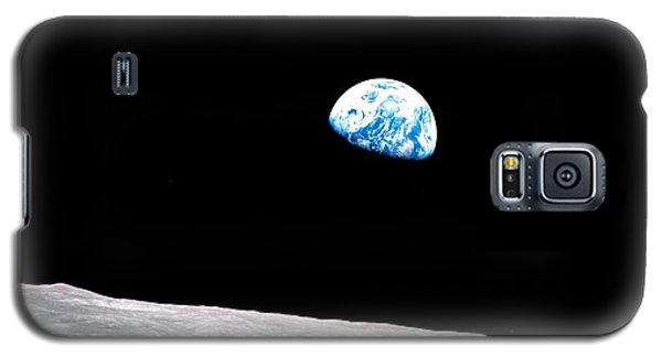 Earthrise Nasa Galaxy S5 Case
