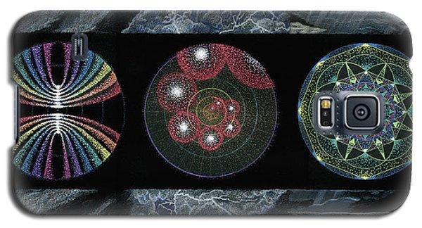 Earth's Beginnings Galaxy S5 Case