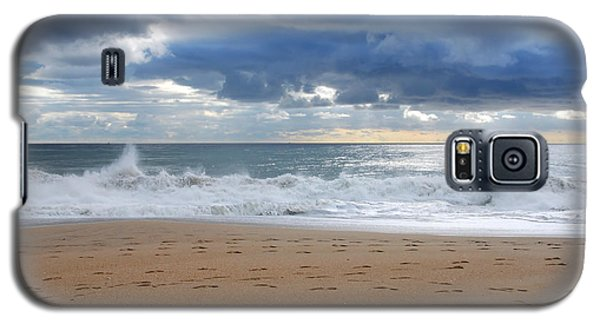 Earth's Layers - Jersey Shore Galaxy S5 Case