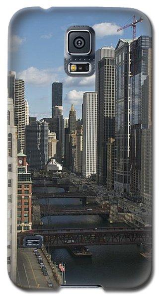 East Branch Bridges Galaxy S5 Case by Sheryl Thomas