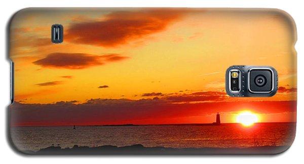 East Coast Sunrise  Galaxy S5 Case