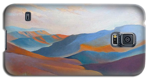 East Fall Blue Ridge No.3 Galaxy S5 Case