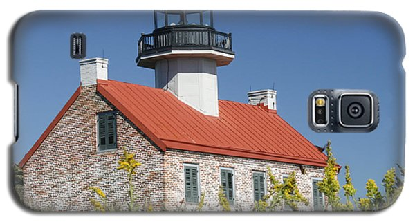 East Point Lighthouse Galaxy S5 Case