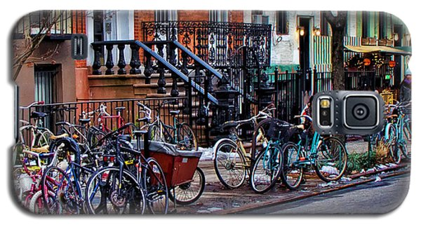 East Village Bicycles Galaxy S5 Case