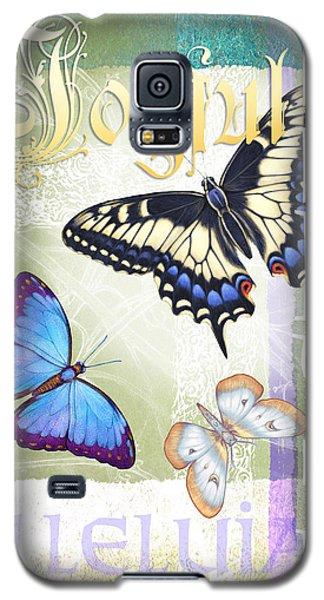 Easter Alleluia Galaxy S5 Case