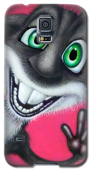 Easter Bunny Is Afk Galaxy S5 Case
