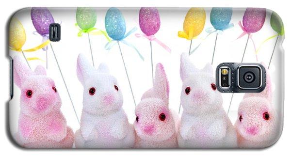 Easter Bunny Toys Galaxy S5 Case by Elena Elisseeva