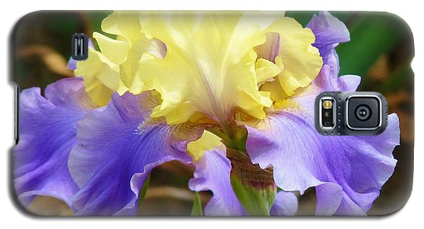 Easter Iris Galaxy S5 Case