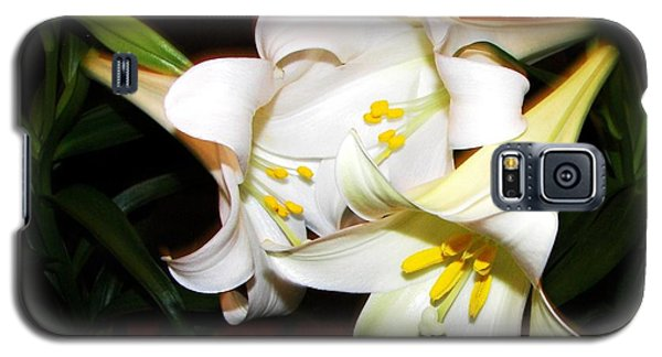 Easter Lilies Galaxy S5 Case