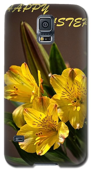 Easter Lilies Galaxy S5 Case by Sandi OReilly