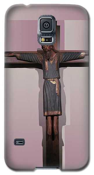 Easter Pasqua Croce Di Gesu Cross Of Jesus Galaxy S5 Case