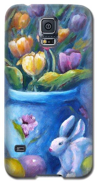 Easter Still Life Galaxy S5 Case