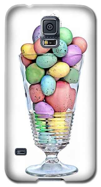 Galaxy S5 Case featuring the photograph Easter Sundae by Jim Whalen