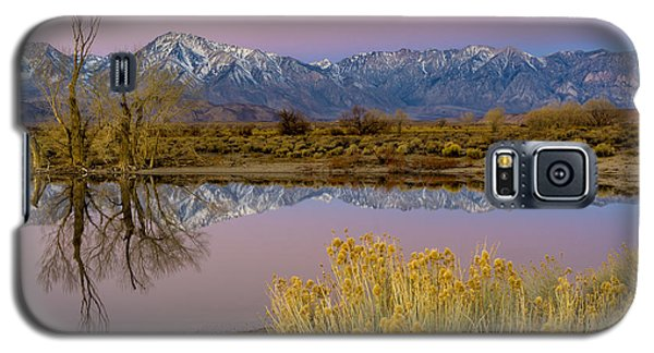 Eastern Sierra Dawn Galaxy S5 Case