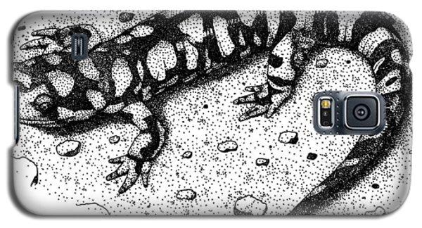 Eastern Tiger Salamander Galaxy S5 Case by Roger Hall