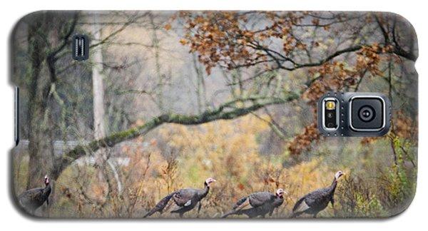 Eastern Wild Turkey  Galaxy S5 Case